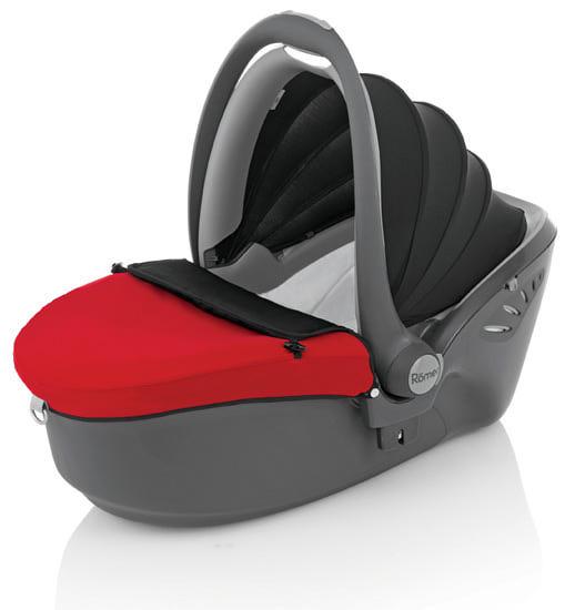 Детская безопасность Romer Автолюлька-переноска Baby-Safe Sleeper - отзыв