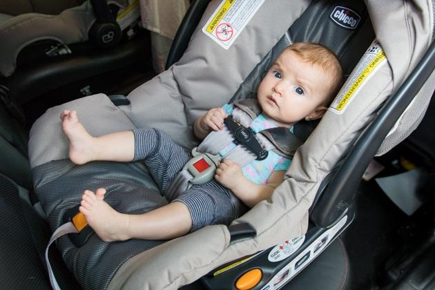 автокресло для новорожденных отзывы