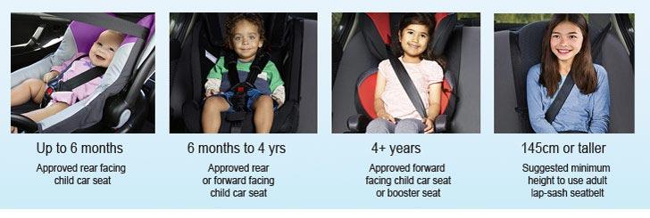 перевозка детей без кресла